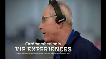 NFL Extra Points Credit Card TV Spot, 'Points on the Board' - Thumbnail 4