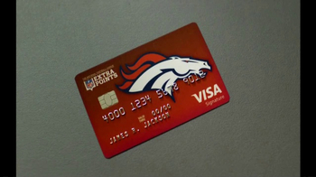NFL Extra Points Credit Card TV Spot, 'Points on the Board' - Thumbnail 5