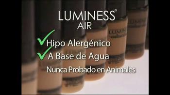 Luminess Air TV Spot, 'Maquillaje revolucionario' [Spanish] - Thumbnail 4