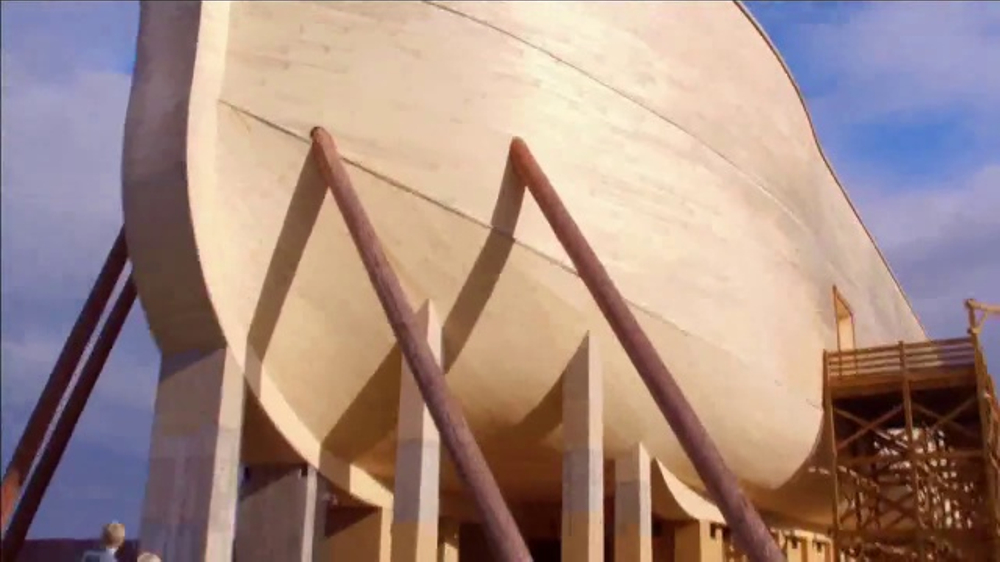 Ark Encounter TV Commercial, 'Think Bigger'