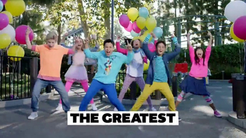 Kidz Bop 34 TV Spot, 'My Way' - 1214 commercial airings