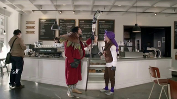 Hearthstone TV Spot, 'Take This Inside: Coffee Shop' - Thumbnail 7