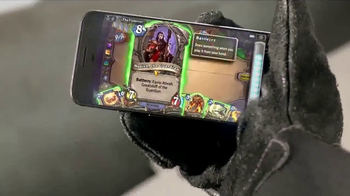 Hearthstone TV Spot, 'Take This Inside: Coffee Shop' - Thumbnail 8