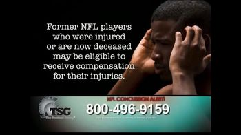 The Sentinel Group TV Spot, 'NFL Concussion Settlement'