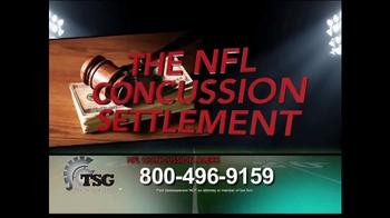 The Sentinel Group TV Spot, 'NFL Concussion Settlement' - Thumbnail 2