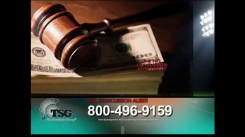 The Sentinel Group TV Spot, 'NFL Concussion Settlement' - Thumbnail 3