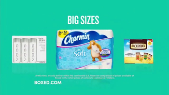 Boxed Wholesale TV Spot, 'The Name Brand Products You Love' - Thumbnail 2