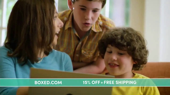 Boxed Wholesale TV Spot, \'The Name Brand Products You Love\'