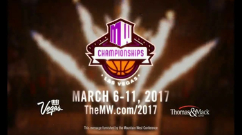 Mountain West Conference TV Spot, '2017 College Basketball Championship' - Thumbnail 7