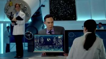 Intel TV Spot, 'Supercomputers' Featuring Jim Parsons - Thumbnail 1