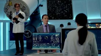 Intel TV Spot, 'Supercomputers' Featuring Jim Parsons - Thumbnail 4