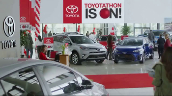 Toyota Toyotathon TV Spot, 'The 2017 You've Been Wishing For' [T2] - Thumbnail 1