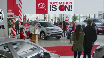 Toyota Toyotathon TV Spot, 'The 2017 You've Been Wishing For' [T2] - Thumbnail 2
