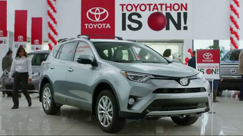 Toyota Toyotathon TV Spot, 'The 2017 You've Been Wishing For' [T2] - Thumbnail 4