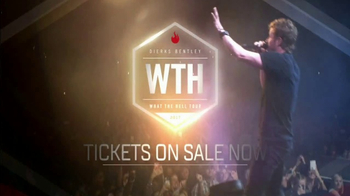 Dierks Bentley TV Spot, 'What the Hell Tour' - Thumbnail 6
