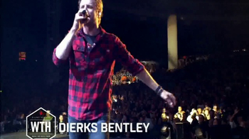 Dierks Bentley TV Spot, 'What the Hell Tour' - Thumbnail 1