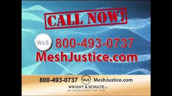 Wright & Schulte, LLC TV Spot, 'Hernia Surgery'