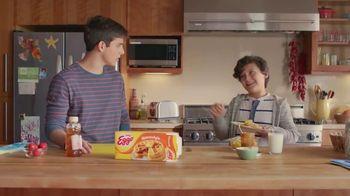 EGGO Waffles TV Spot, 'Regla EGGO No. 94: Brothers' [Spanish]