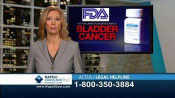 Napoli Shkolnik PLLC TV Spot, 'Actos Medical Alert'