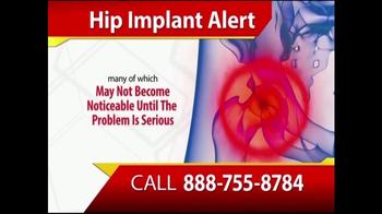 Gold Shield Group TV Spot, 'Hip Implant Alert' - Thumbnail 4