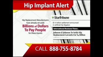 Gold Shield Group TV Spot, 'Hip Implant Alert' - Thumbnail 5