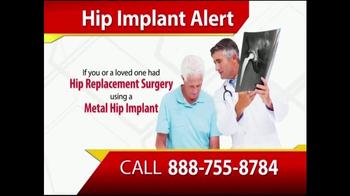 Gold Shield Group TV Spot, 'Hip Implant Alert' - Thumbnail 6