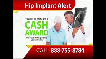 Gold Shield Group TV Spot, 'Hip Implant Alert' - Thumbnail 7