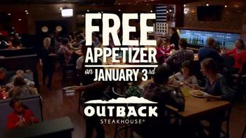 Outback Steakhouse Outback Bowl TV Spot, 'Free Appetizer' - Thumbnail 8