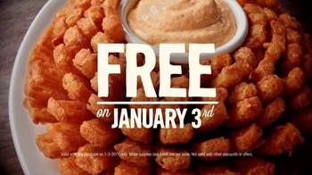 Outback Steakhouse Outback Bowl TV Spot, 'Free Appetizer' - Thumbnail 5