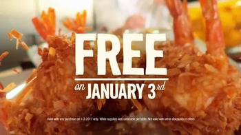 Outback Steakhouse Outback Bowl TV Spot, 'Free Appetizer' - Thumbnail 6
