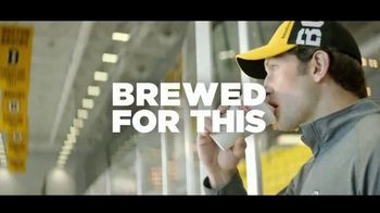 Dunkin' Donuts TV Spot, 'Brewed for This'