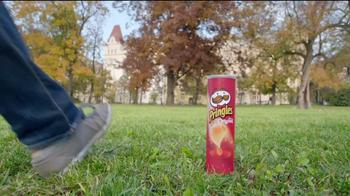 Pringles TV Spot, 'You Don't Just Eat 'Em, You Score With 'Em' - Thumbnail 1