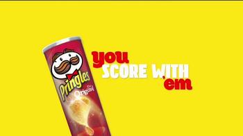 Pringles TV Spot, 'You Don't Just Eat 'Em, You Score With 'Em' - Thumbnail 10
