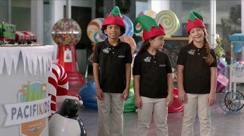 Chrysler 2016 Big Finish Event TV Spot, 'PacifiKids: Stowing & Screens'