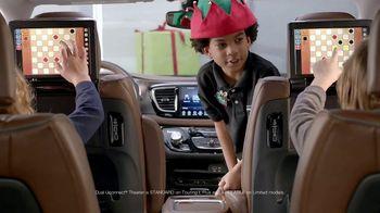 Chrysler Big Finish Event TV Spot, 'PacifiKids: Stowing & Screens' [T2] - Thumbnail 4