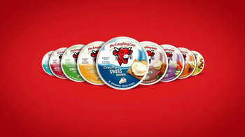 The Laughing Cow Creamy Cheese TV Spot, 'Nine Varieties' - Thumbnail 6