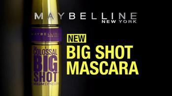 Maybelline New York Big Shot Mascara TV Spot, 'Lash Like a Boss' - Thumbnail 3