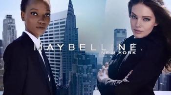 Maybelline New York Big Shot Mascara TV Spot, 'Lash Like a Boss' - Thumbnail 4