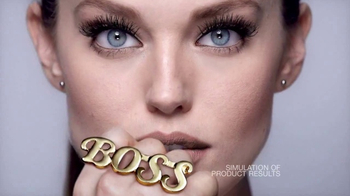 Maybelline New York Big Shot Mascara TV Spot, 'Lash Like a Boss'