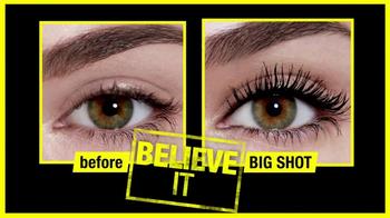 Maybelline New York Big Shot Mascara TV Spot, 'Lash Like a Boss' - Thumbnail 8
