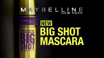 Maybelline New York Big Shot Mascara TV Spot, 'Lash Like a Boss' - Thumbnail 9