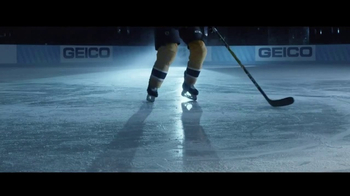 GEICO TV Spot, 'Build Up' Featuring Patrice Bergeron