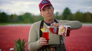 Ocean Spray Cranberry Pineapple TV Spot, 'Epic Flavor'