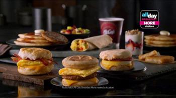 McDonald's All Day Breakfast Menu TV Spot, 'More Choices You Love' - Thumbnail 9