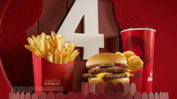 Wendy's 4 for $4 TV Spot, 'UnBEElievable!' - Thumbnail 7