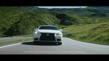 2017 Lexus LX 570 TV Spot, 'Route' [T2] - Thumbnail 1