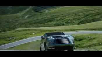 2017 Lexus LX 570 TV Spot, 'Route' [T2] - Thumbnail 5