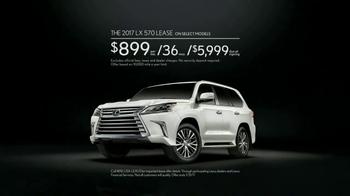 2017 Lexus LX 570 TV Spot, 'Route' [T2] - Thumbnail 7