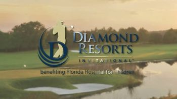 Diamond Resorts Invitational TV Spot, 'PGA Tour Champions' - 3 commercial airings