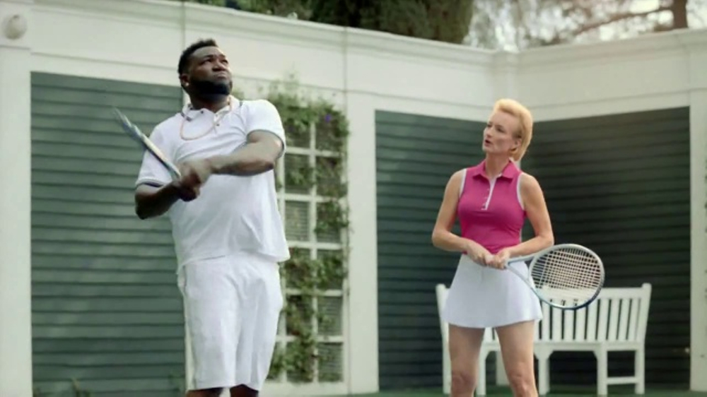 That redhead woman turbo tax commercial